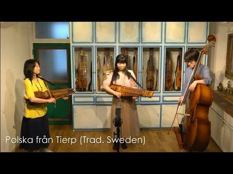 Polska från Tierp performed by ResonoTrio