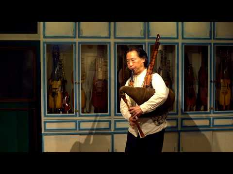Quatre branles /近藤治夫(Haruo Kondo) バグパイプ演奏