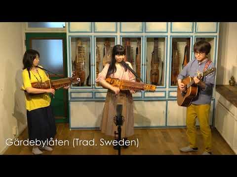 Gärdebylåten performed by ResonoTrio