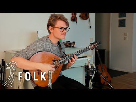 Ale Carr - Swedish Polska Medley on Cittern
