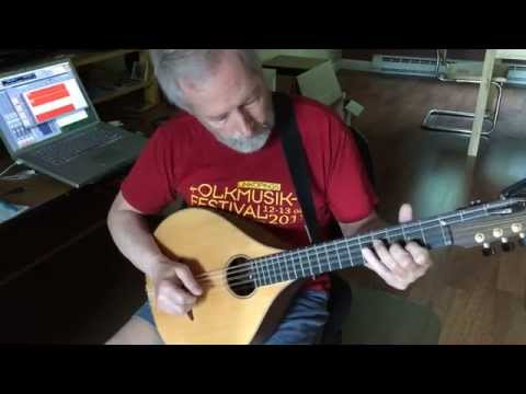Swedish Mandola demo Part 1