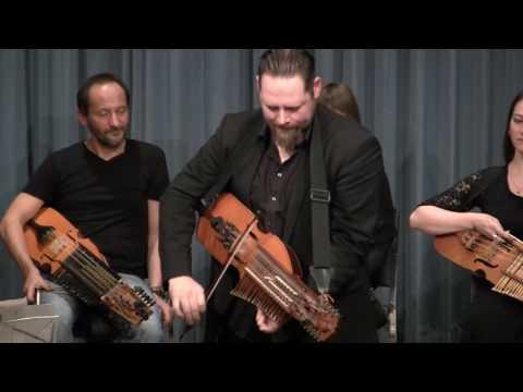 """The teacher's concert: Magnus Holmström """"Hem från Gesunda"""" by Eric Sahlström"""