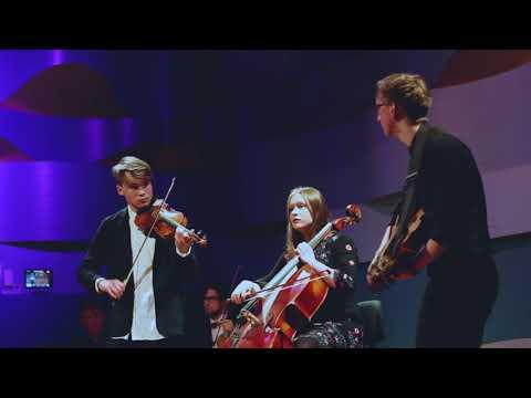 Julstress - live - Trio Törn