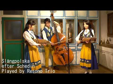 Slängpolska efter Shedin / Resono Trio